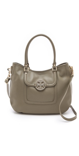 Tory Burch Amanda Classic Handle Hobo at Shopbop.com