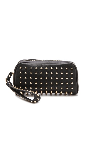 Tory Burch Pyramid Stud Clutch