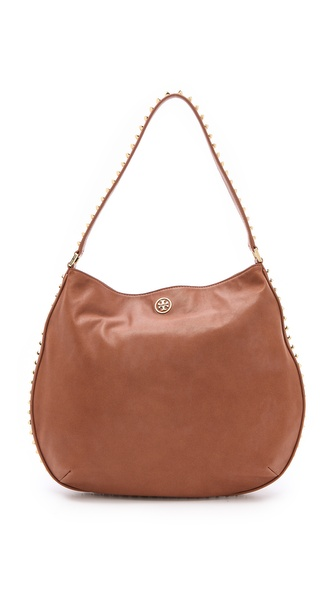Tory Burch Pyramid Stud Hobo