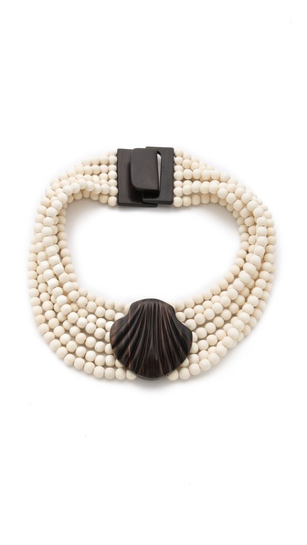 Tory Burch Miles Necklace