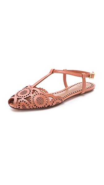 Tory Burch Alexa Flat Sandals