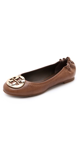 Shop Tory Burch Reva Madras Flats and Tory Burch online - Footwear,Womens,Footwear,Flats, online Store
