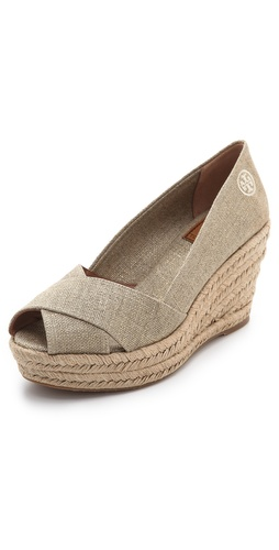 Tory Burch Filipa Wedge Espadrilles at Shopbop.com