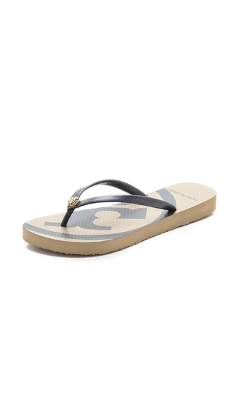 Tory Burch Emory Flip Flops