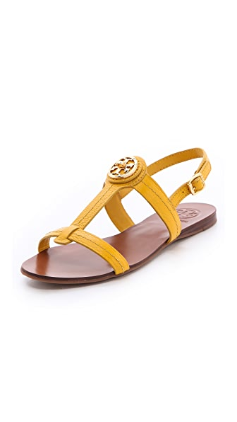 Tory Burch Selma Flat Sandals