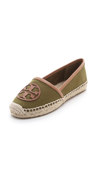 Tory Burch Angus Flat Espadrilles