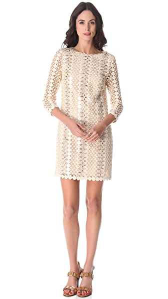 Tory Burch Alicia Embellished Dress