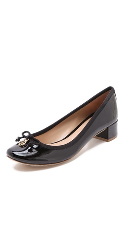 Tory Burch Chelsea Low Pumps at Shopbop / East Dane