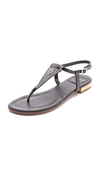 Tory Burch Britton Flat Thong Sandals