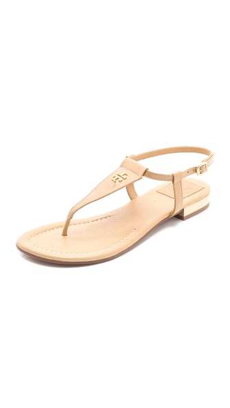 Tory Burch Britton Flat Thong Sandals