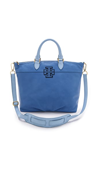 Tory Burch Stacked T Satchel