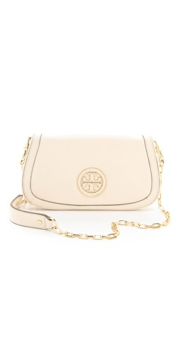 Tory Burch Amanda Logo Clutch at Shopbop.com