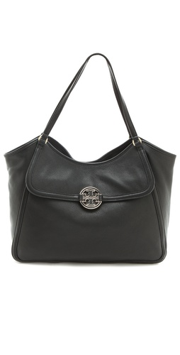 Tory Burch Amanda Slouchy Tote at Shopbop / East Dane