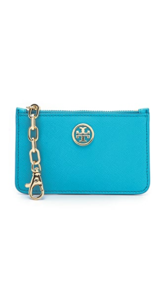 Tory Burch Robinson Coin Wallet