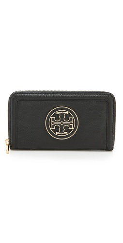 Tory Burch Amanda Zip Continental Wallet at Shopbop.com