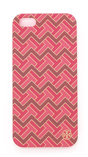 Tory Burch T-Zag Hardshell iPhone 5 Case