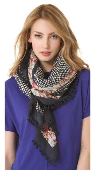 Tory Burch Carlye Scarf