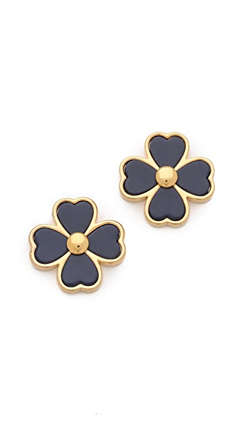 Tory Burch Shawn Stud Earrings