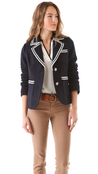 Tory Burch Amara Blazer