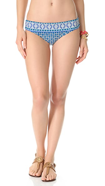 Tory Burch Moray Bikini Bottoms
