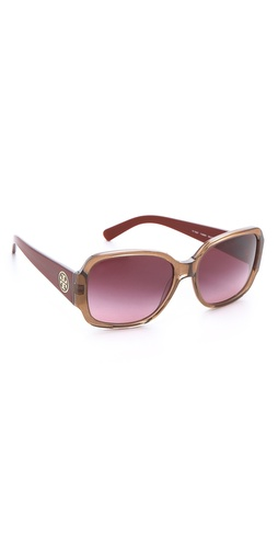Shop Tory Burch Classic Logo Sunglasses - Tory Burch online - Accessories,Womens,Sunglasses,Other, at Lilychic Australian Clothes Online Store
