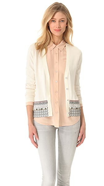 Tory Burch Stephanie Cardigan