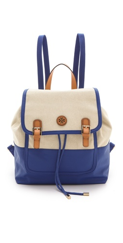 Tory Burch Pierson Backpack at Shopbop.com