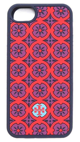 Tory Burch Halland Silicone iPhone 5 / 5S Case