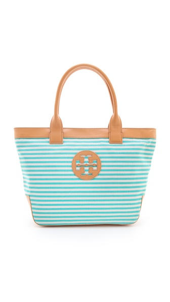 Tory Burch Small Sofia Tote from shopbop.com