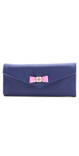 Tory Burch Barret Envelope Continental Wallet at Shopbop.com