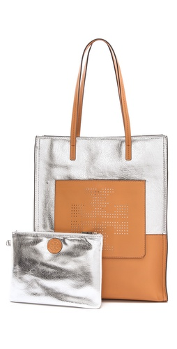 Tory Burch Viva North / South Tote at Shopbop / East Dane
