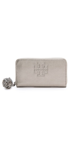Tory Burch Thea Zip Continental Wallet at Shopbop.com