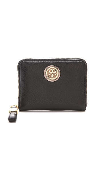 Tory Burch Clay Zip Coin Case