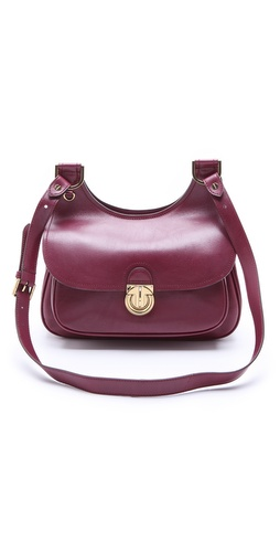 Tory Burch Saddalrina Large Saddle Bag at Shopbop / East Dane