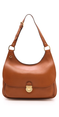 Tory Burch Saddalrina Oversized Hobo at Shopbop / East Dane