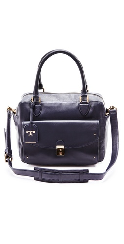 Tory Burch Priscilla Satchel at Shopbop / East Dane