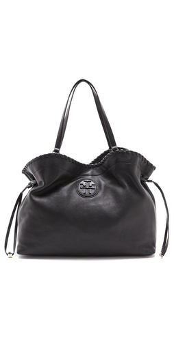 Tory Burch Marion Slouchy Tote at Shopbop / East Dane