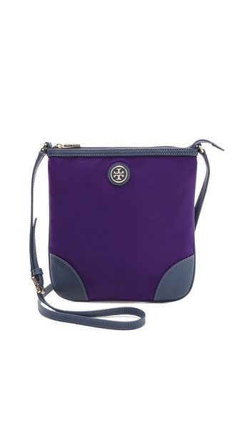 Tory Burch Robinson Nylon Swingpack