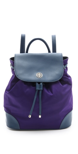 Tory Burch Robinson Nylon Backpack at Shopbop / East Dane