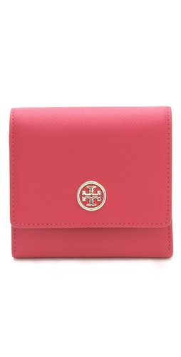 Tory Burch Robinson French Trifold Wallet at Shopbop / East Dane