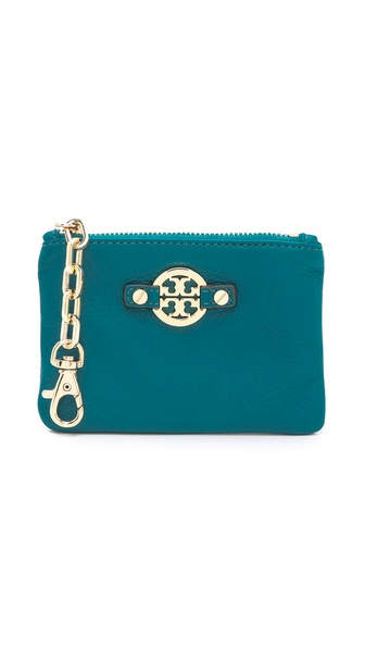 Tory Burch Amanda Small Zip Coin Pouch
