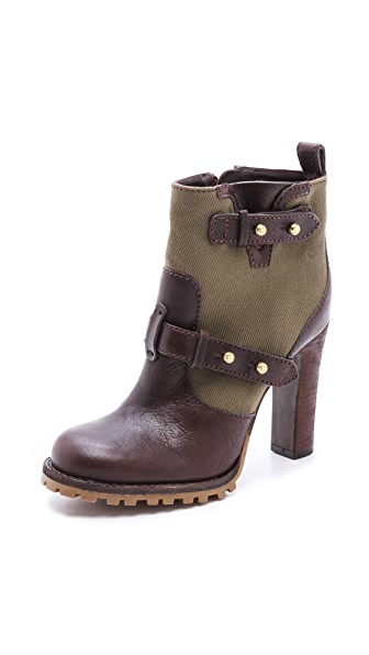 Tory Burch Landers High Heel Booties