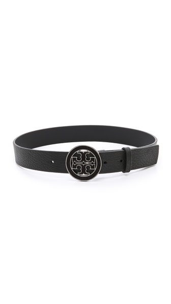 Tory Burch Amanda Logo Belt