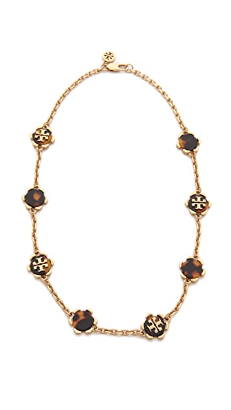 Tory Burch Walter High Necklace