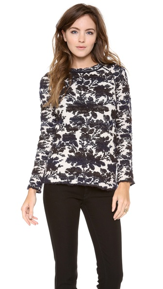 Tory Burch Devon Sweater