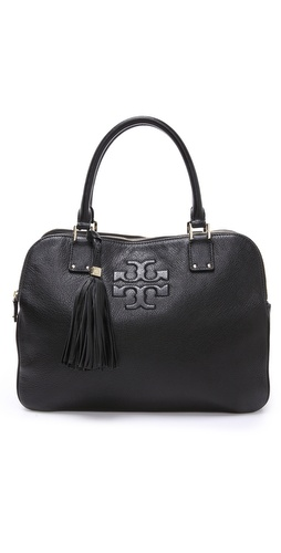 Tory Burch Thea Triple Zip Compartment Satchel at Shopbop / East Dane