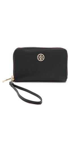 Tory Burch Robinson Smartphone Wristlet at Shopbop / East Dane