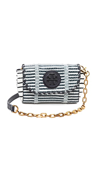 Tory Burch Marion Patchwork Cross Body Bag