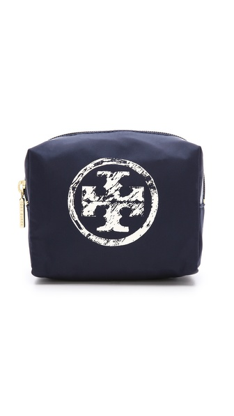 Tory Burch Trompe Brigitte Cosmetic Case