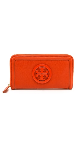 Tory Burch Amanda Zip Continental Wallet at Shopbop / East Dane